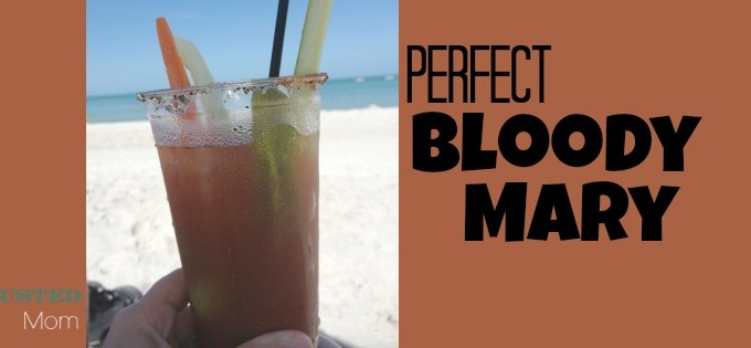 Thirsty Thursday ~ Bold Bloody Mary