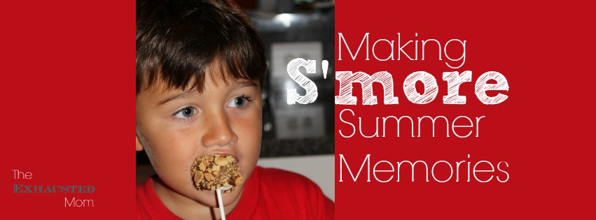 Making S'more Summer Memories…