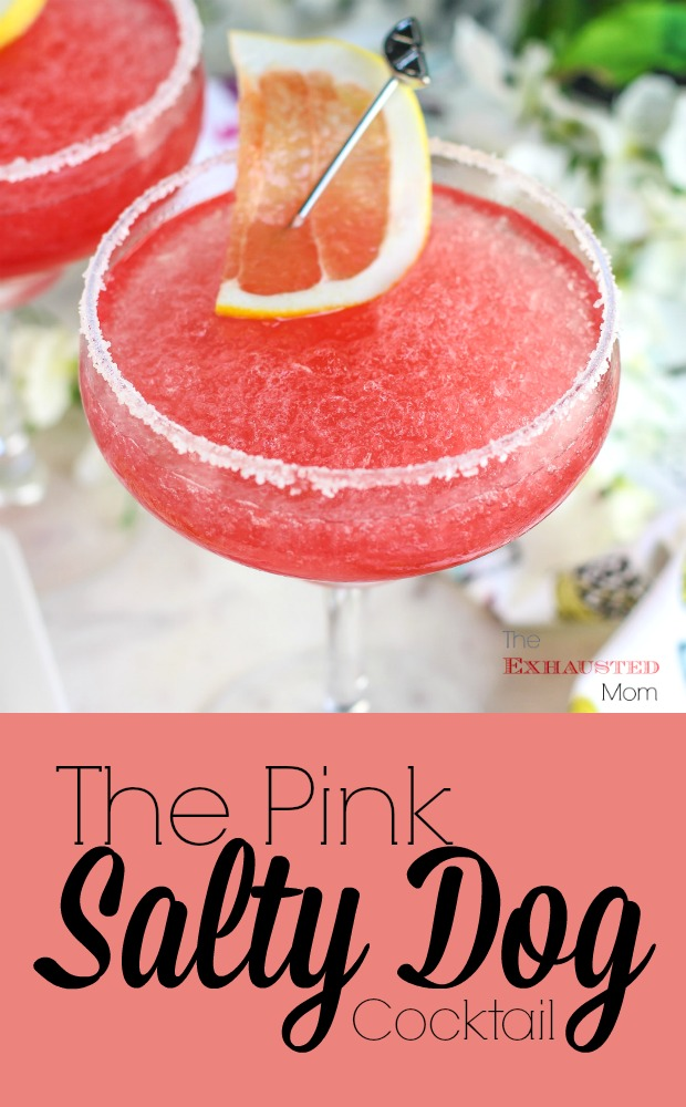 The Pink Salty Dog