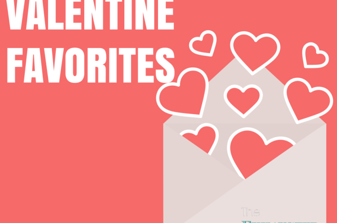 What We're Reading ~ Favorite Valentine Books