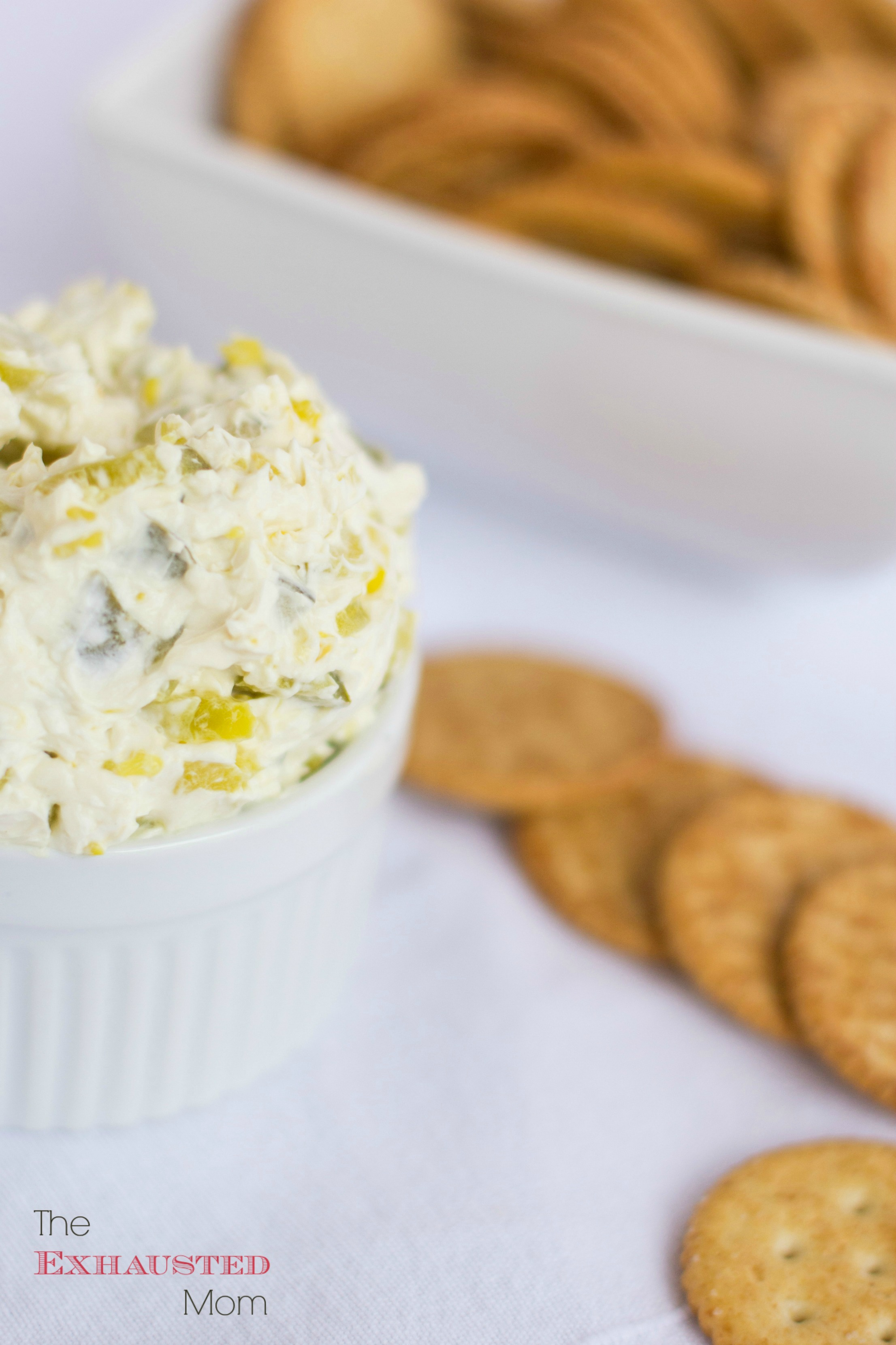 Recipe for Pickle Dip