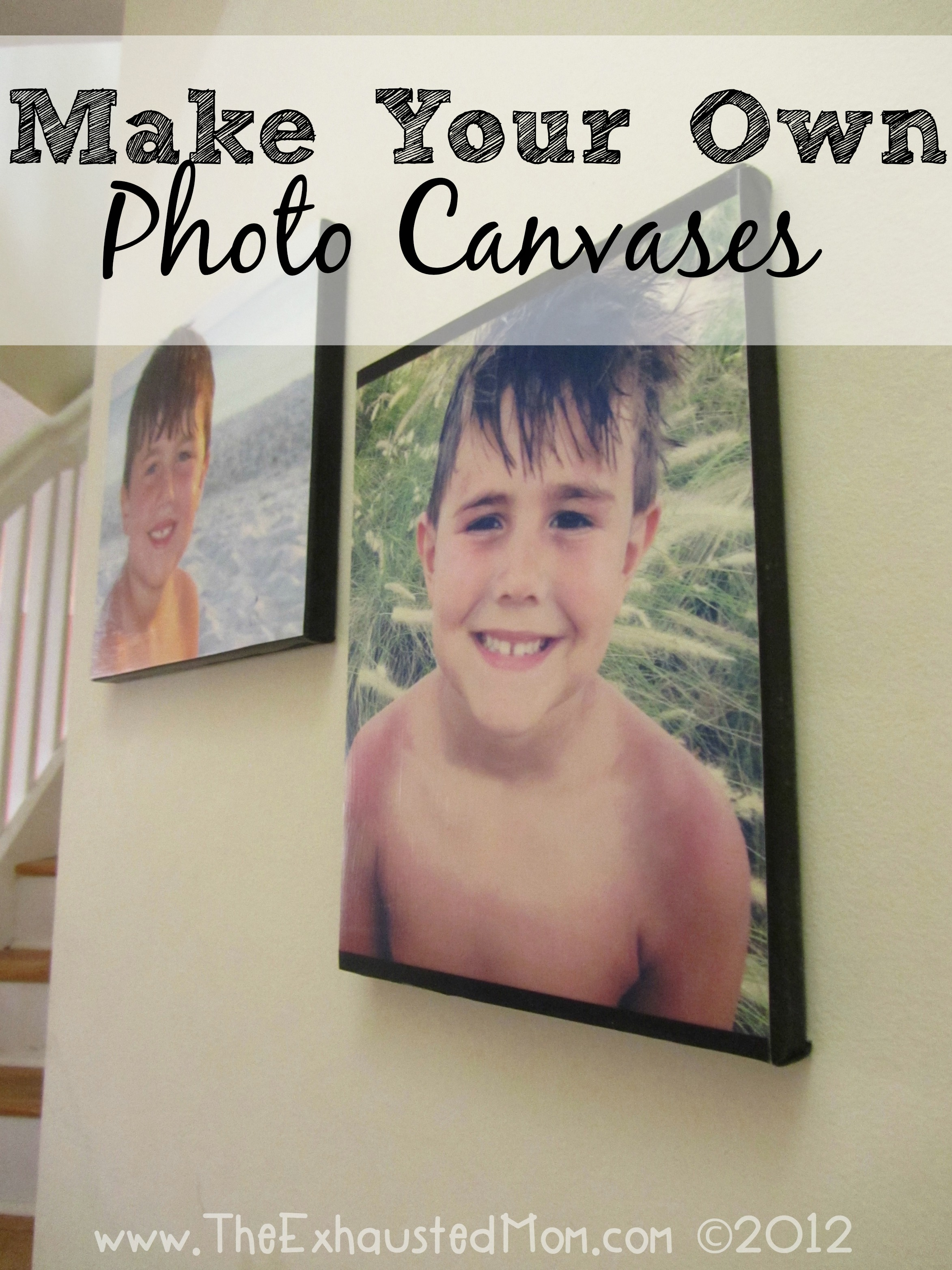 Photo canvases 2