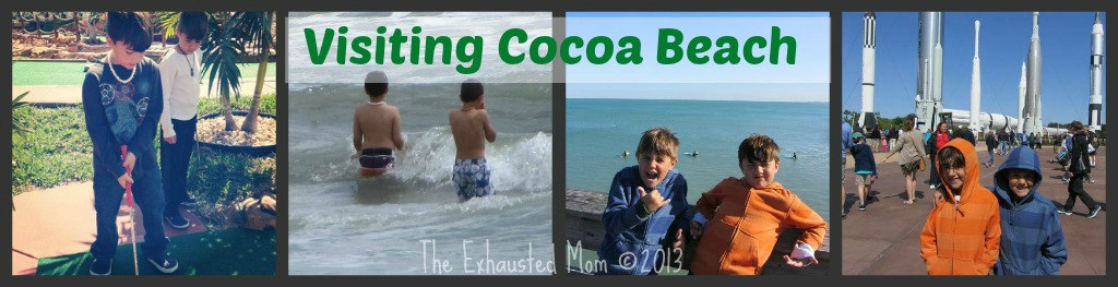 Visiting Cocoa Beach