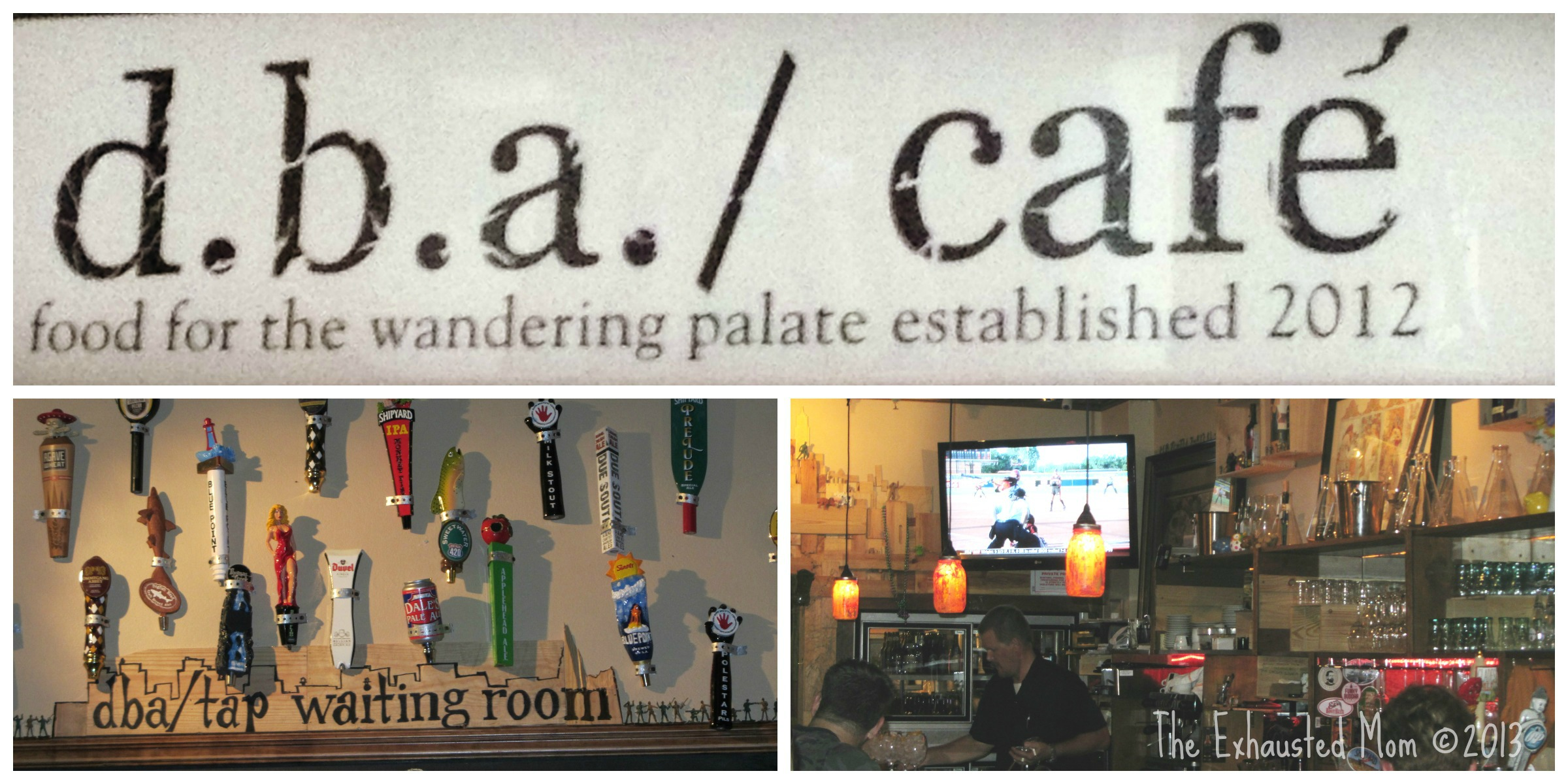 d.b.a./cafe ~ South Florida Finds