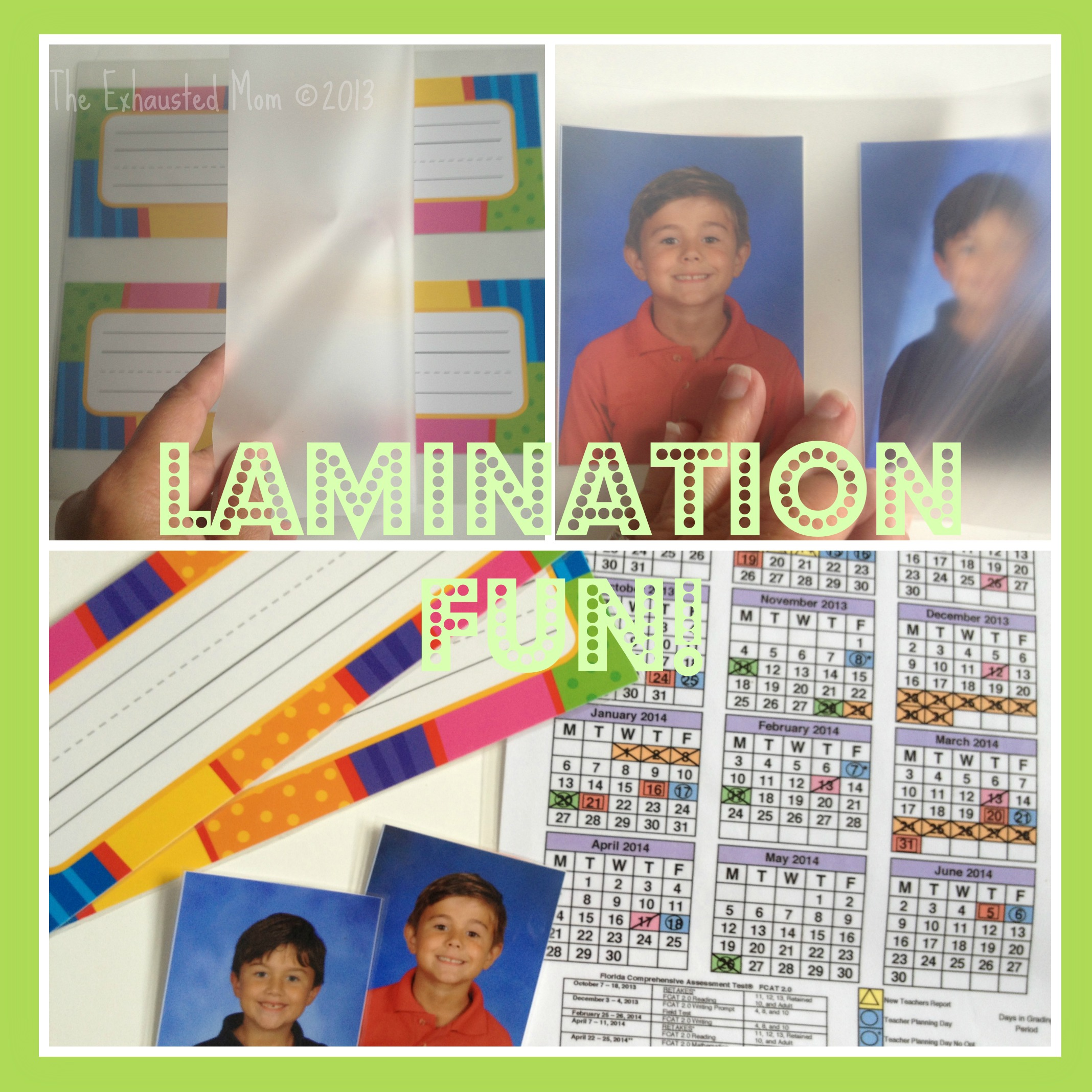 Fellowes Laminator 2