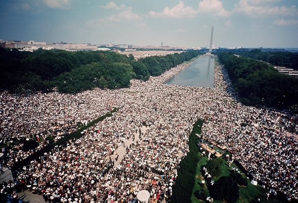 March on Washington, 50 Years Later