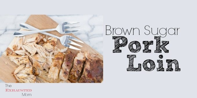 Brown Sugar Pork Loin