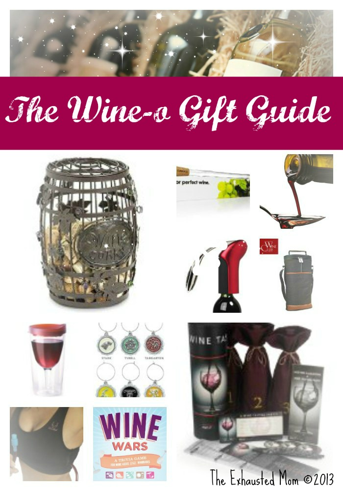 The Wine-O Gift Guide