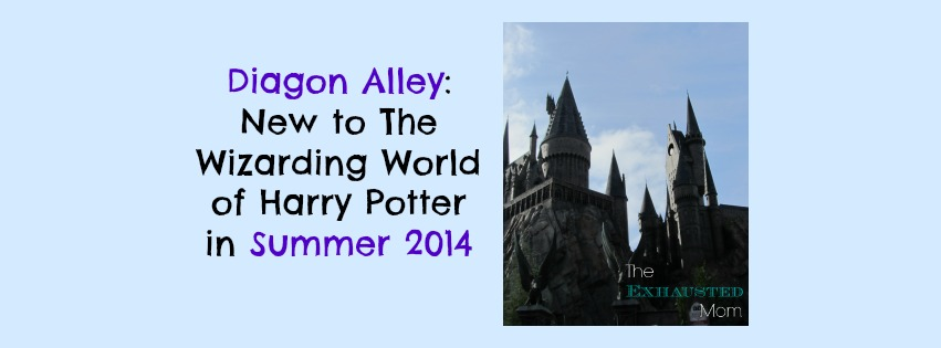 Harry Potter Fans: Get Ready for the Addition of Diagon Alley to Universal Studios Orlando