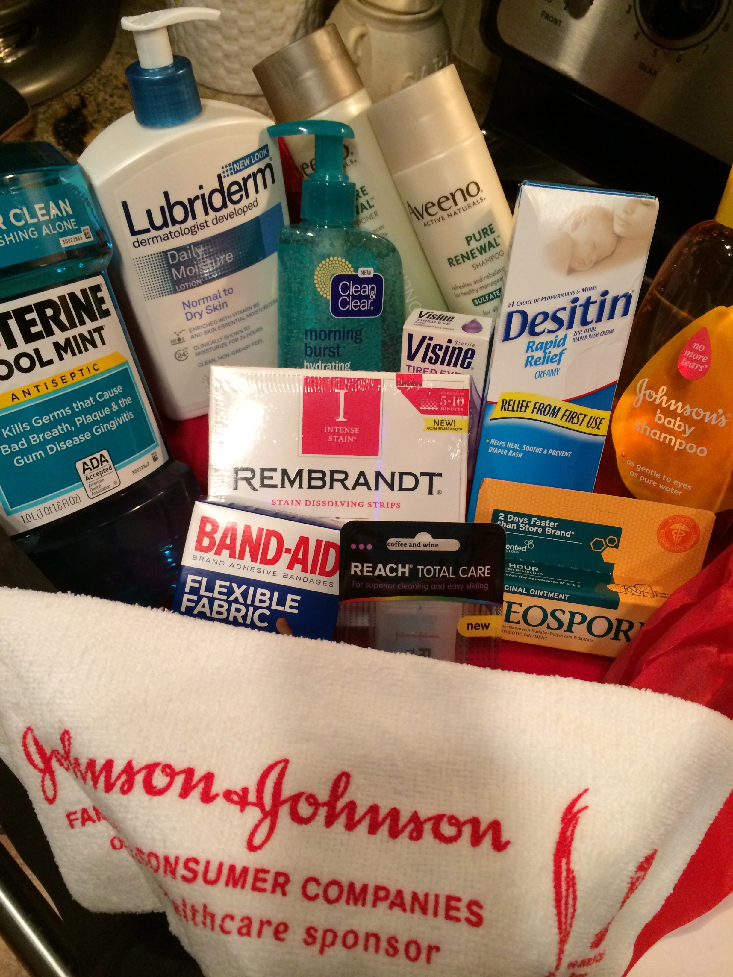 Healthy Essentials Savings & #Moms4JNJConsumer Twitter Party #ad