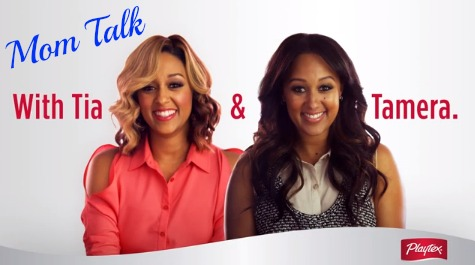 Mom Talk with Tia and Tamara Mowry