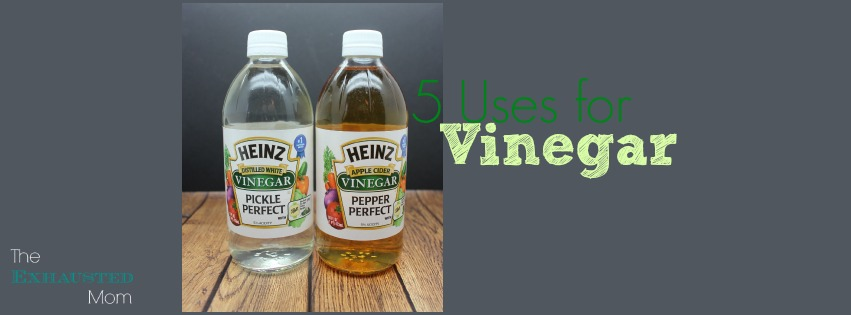 5 Uses for Vinegar