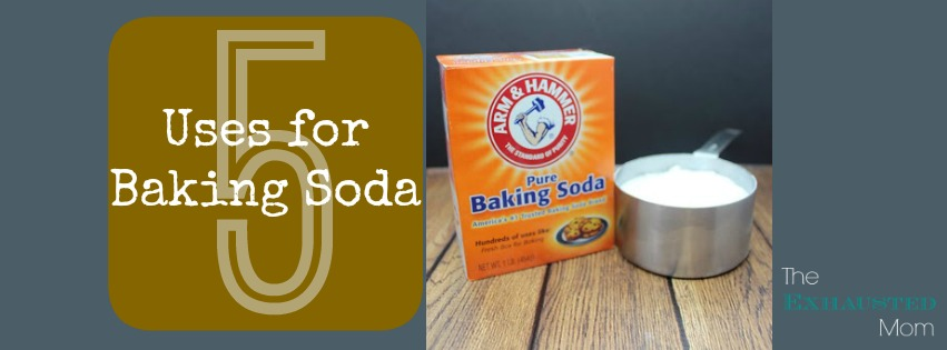 5 Uses for Baking Soda