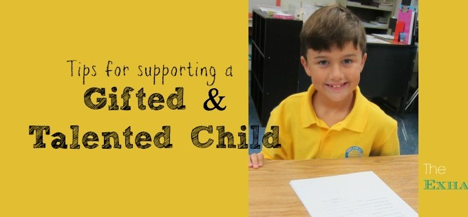 Tips for Supporting a Gifted and Talented Child