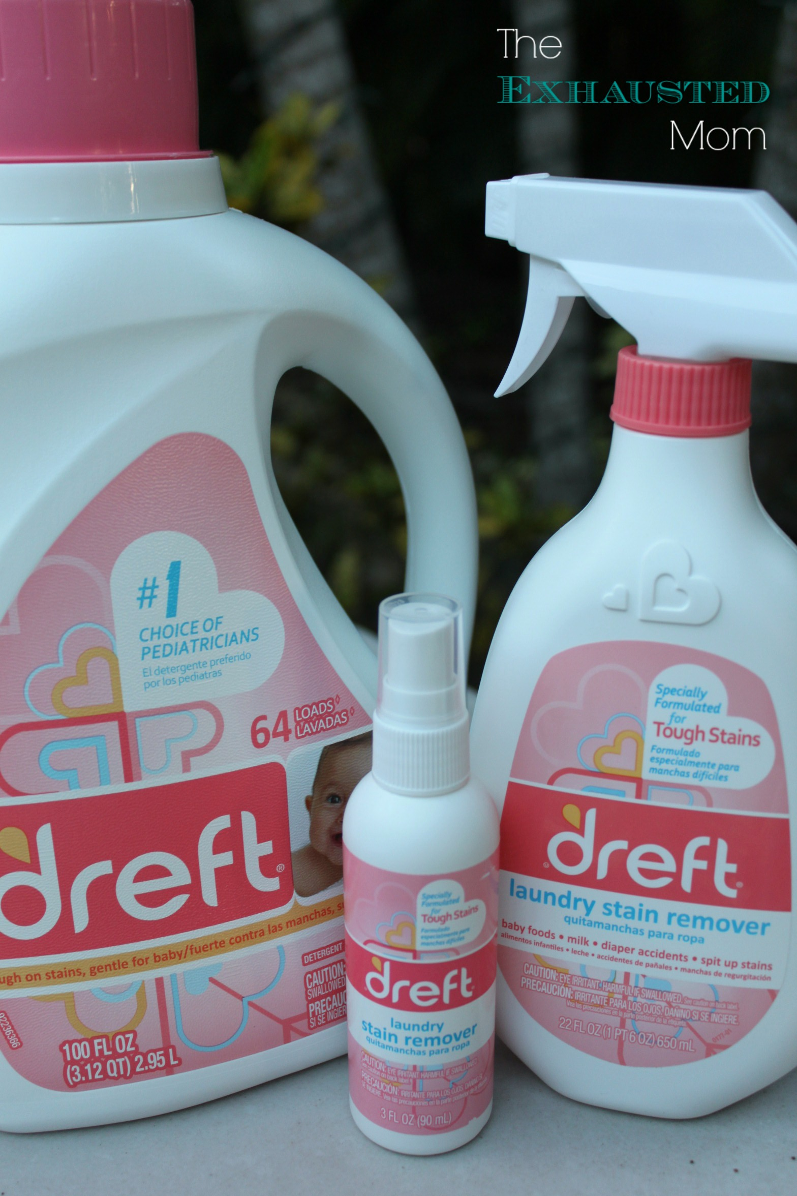 Dreft Detergent is hypoallergenic