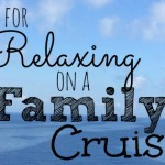 Relaxing Family Cruise Header