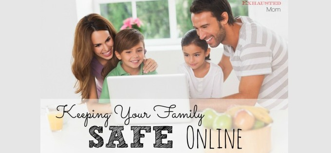 Keeping Your Family Safe Online #ShareAwesome