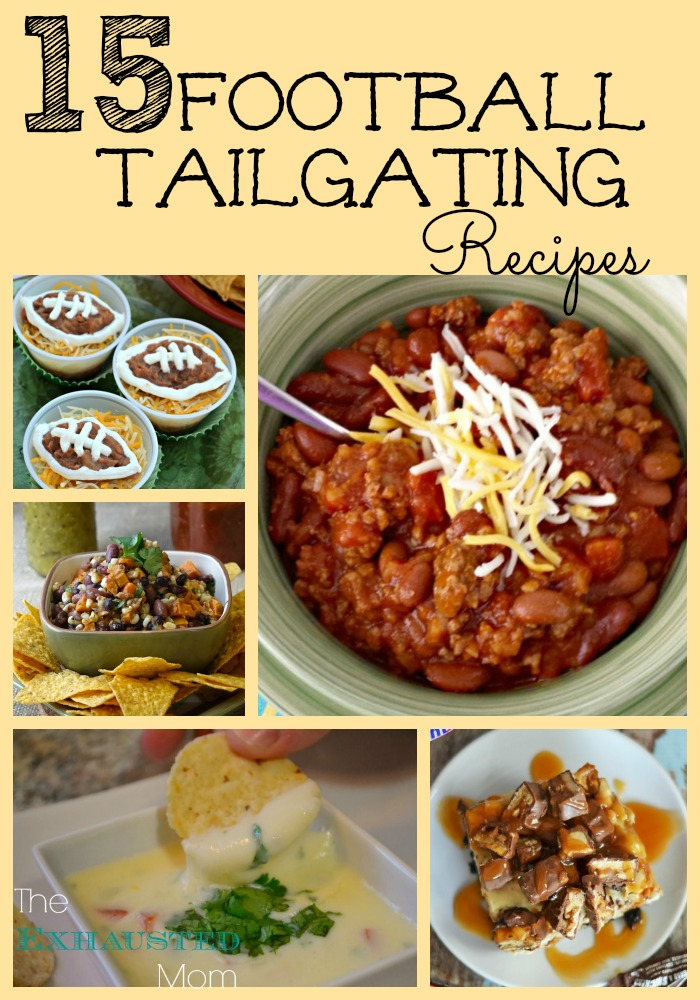 Tailgating Recipe Roundup 1