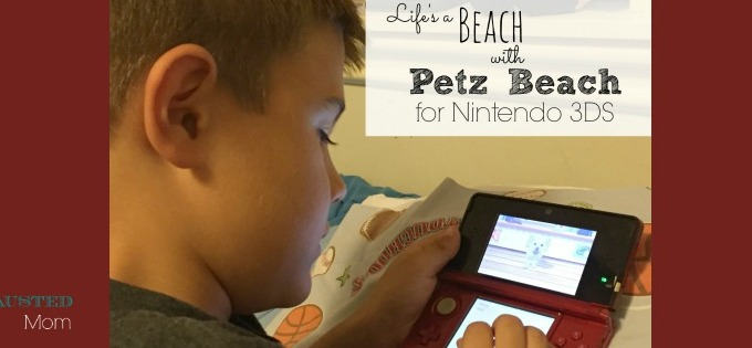 Life's a Beach with Petz Beach for Nintendo 3DS