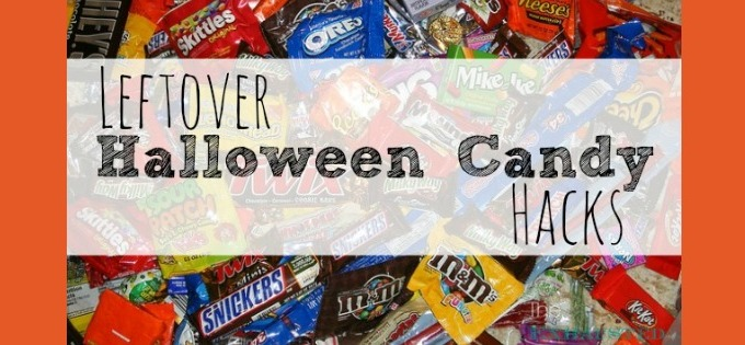 Leftover Halloween Candy Hacks