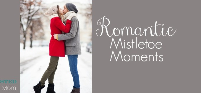 Romantic Mistletoe Moments