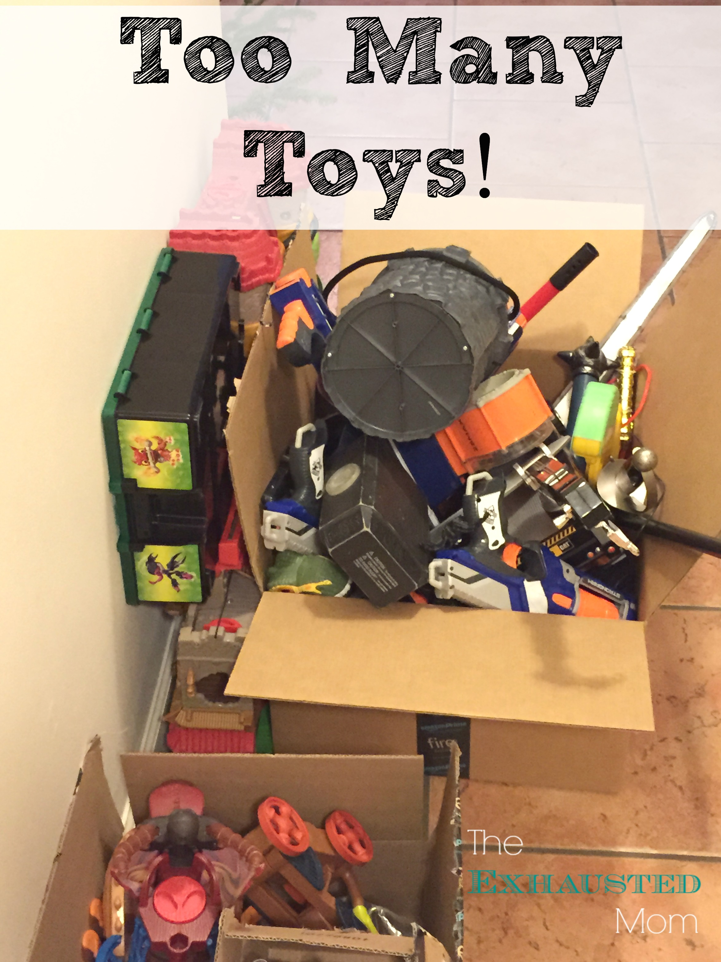 Toys: Too Many or Too Little?