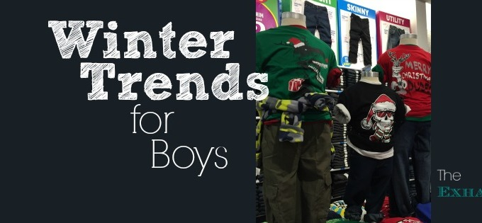 Winter Trends for Boys
