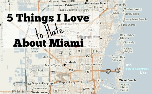 Love to Hate Miami