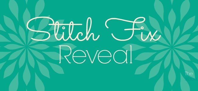 Stitch Fix Box Reveal #9