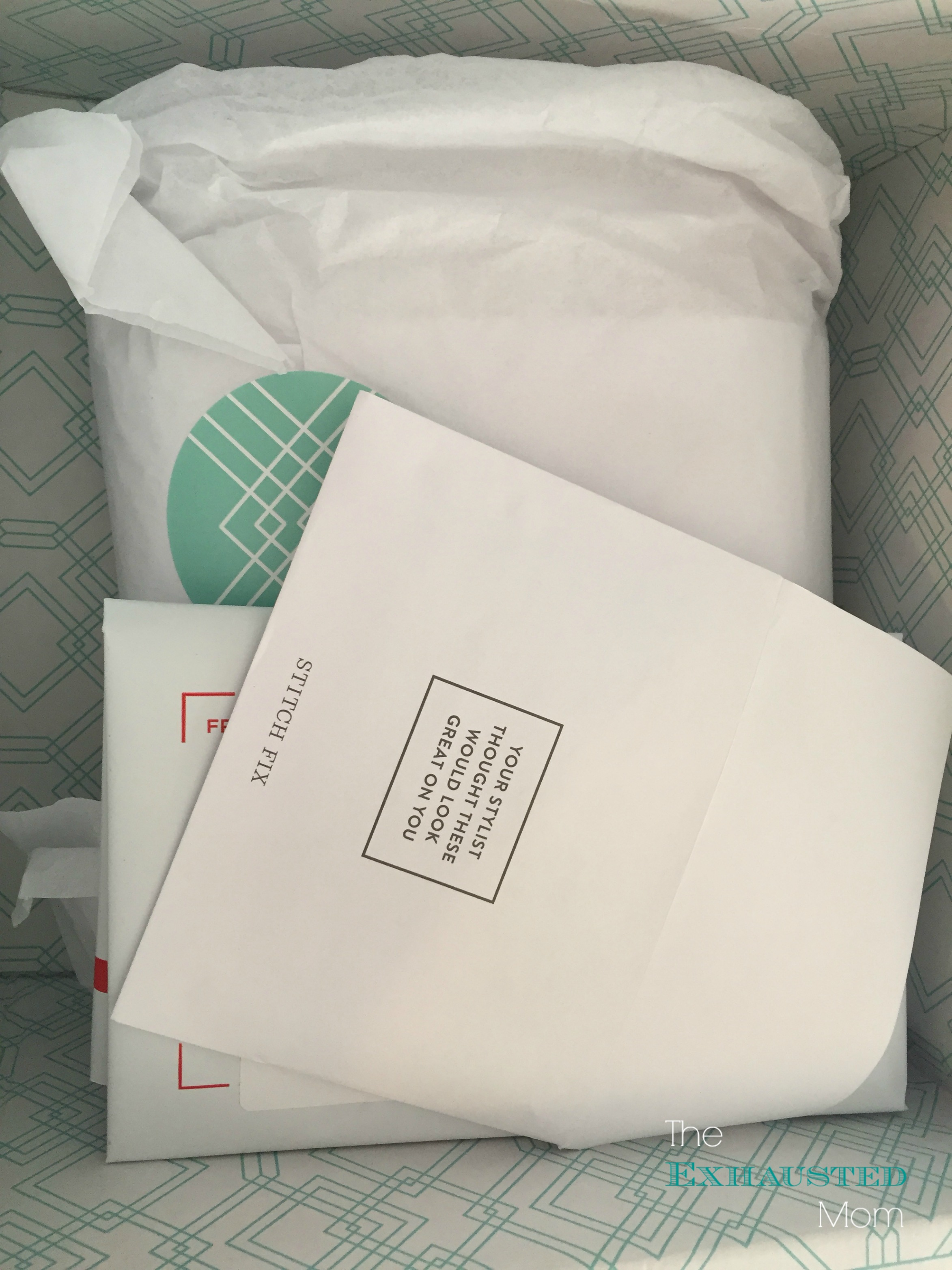 Stitch Fix Reveal 9 box