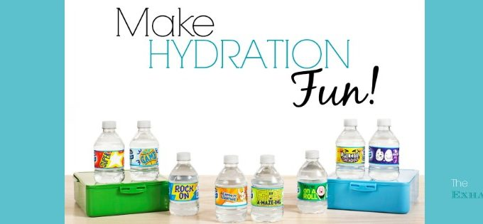 How to Make Hydration More Fun