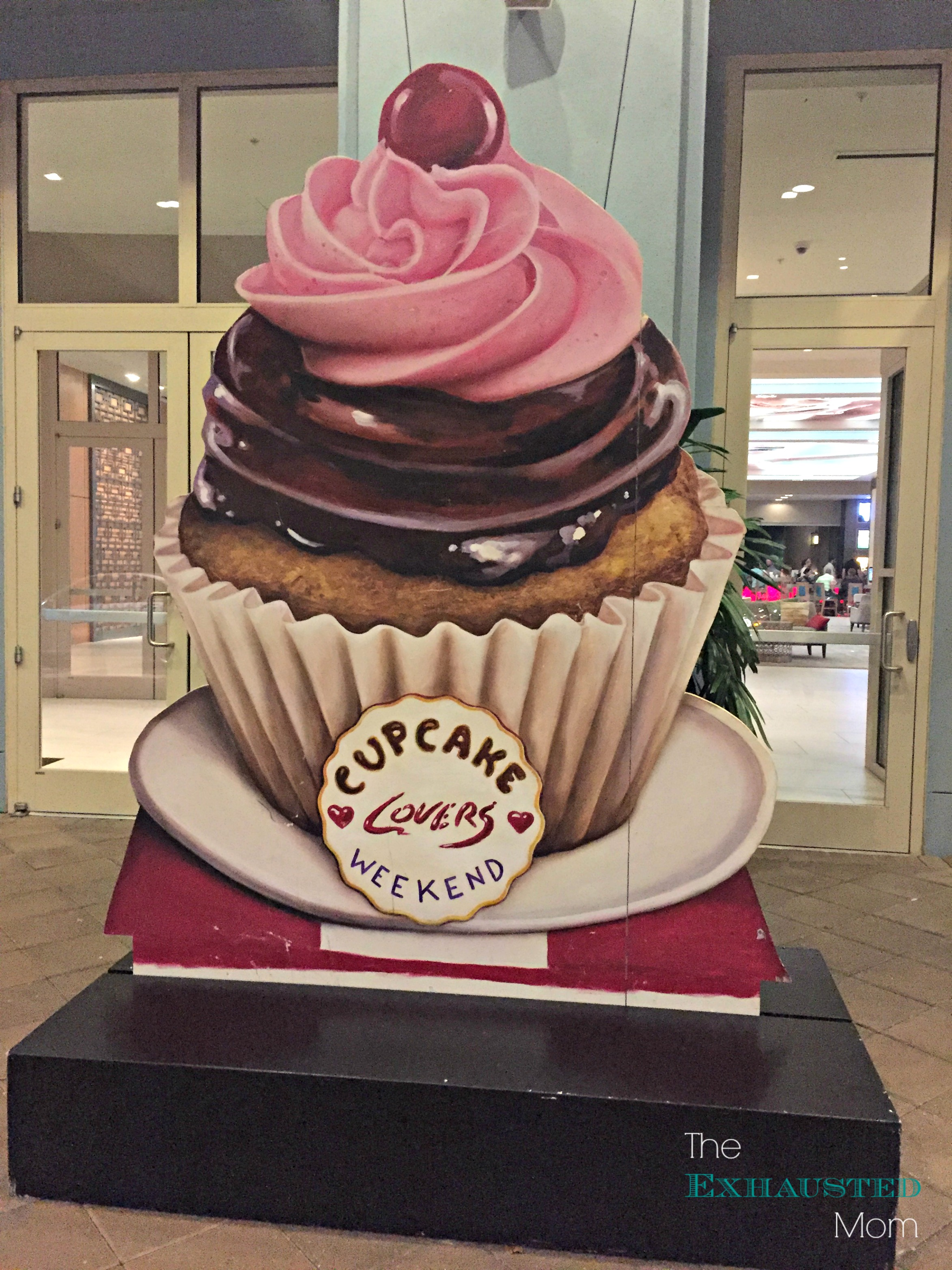 Cupcake Lovers weekend is a dream come true for all sweet lovers!
