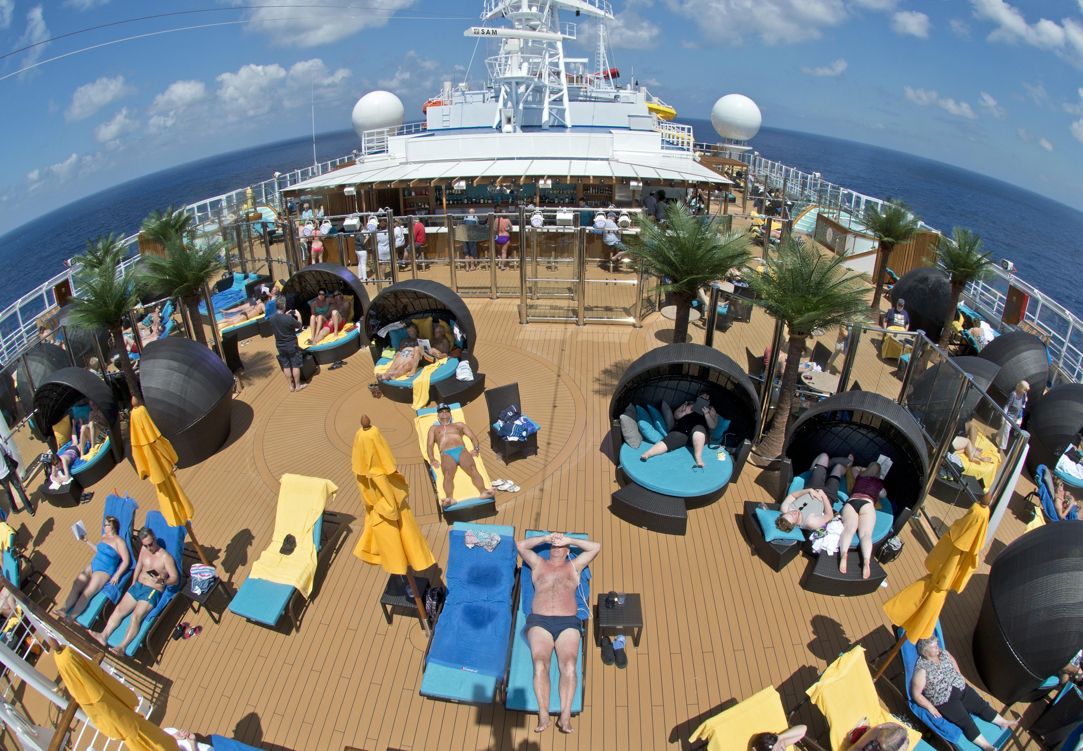 Carnival Magic Serenity Deck Www Pixshark Com Images
