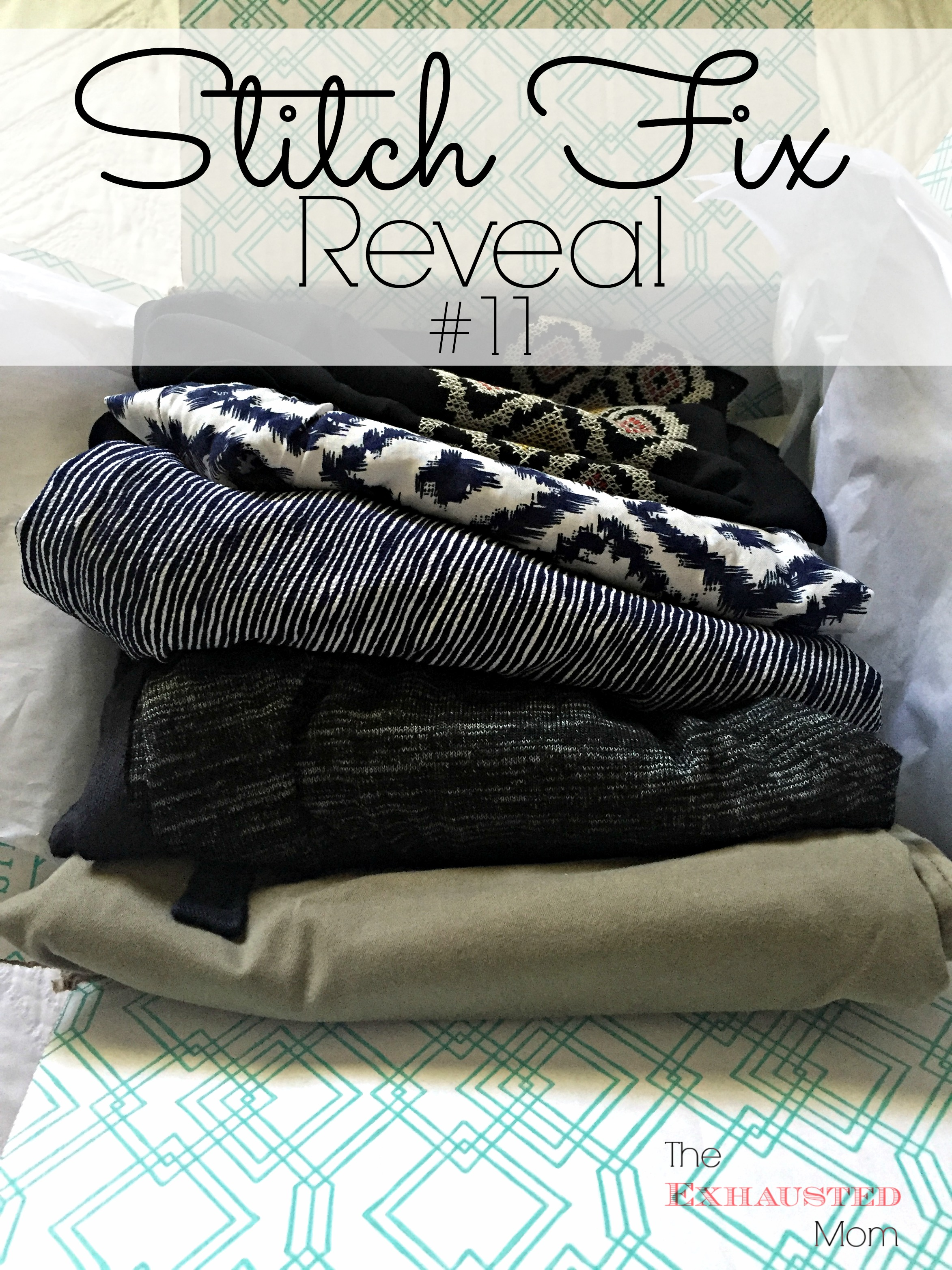 Stitch Fix Reveal #11