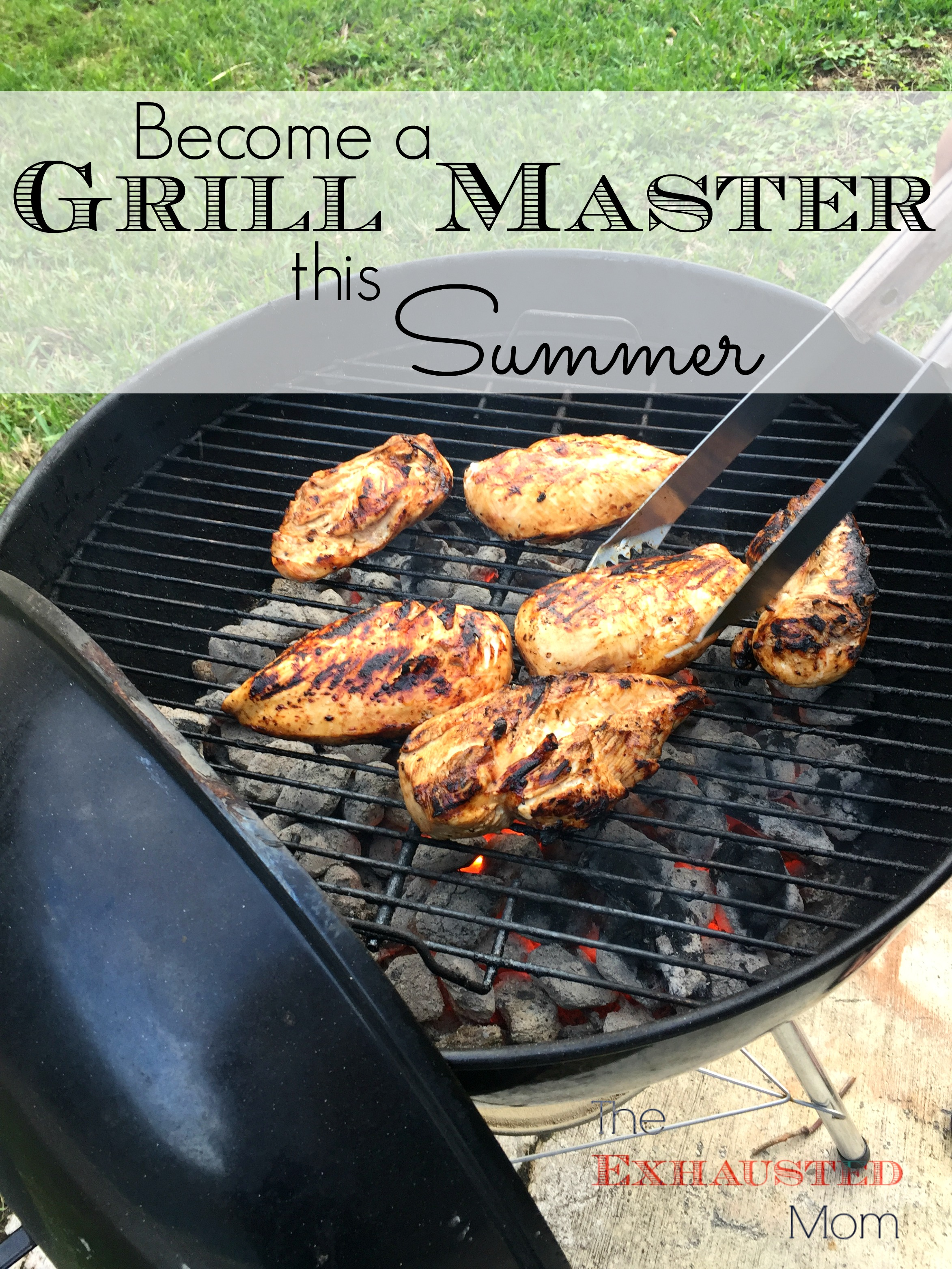 Become a Grill Master