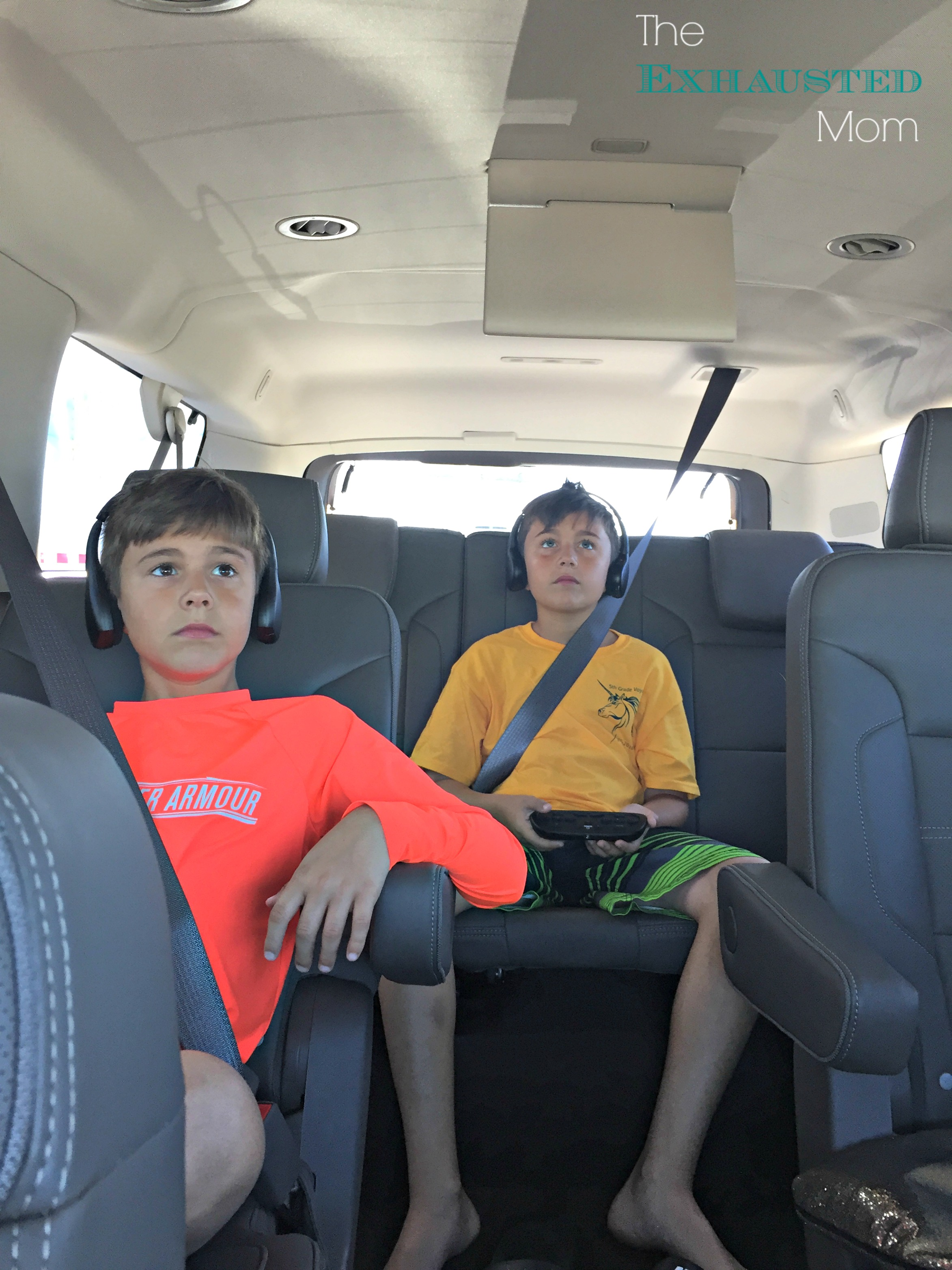 Five Essentials for an Awesome Family Road Trip