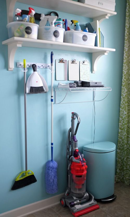 Clever Organization Tips for Cleaning Supplies