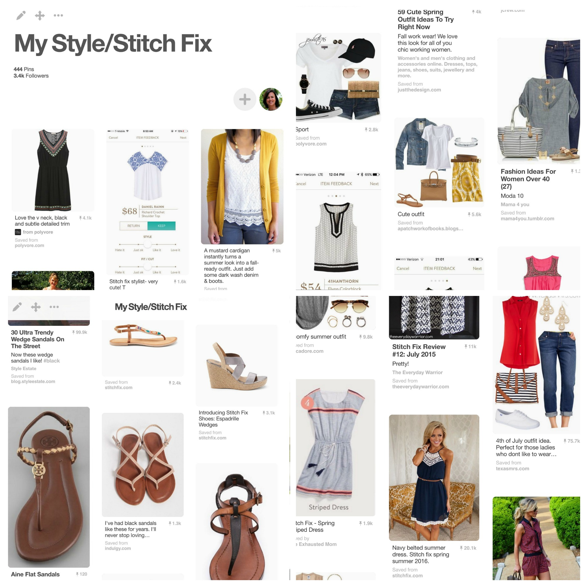 Stitch Fix Reveal