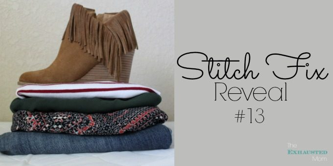 Stitch Fix Reveal #13