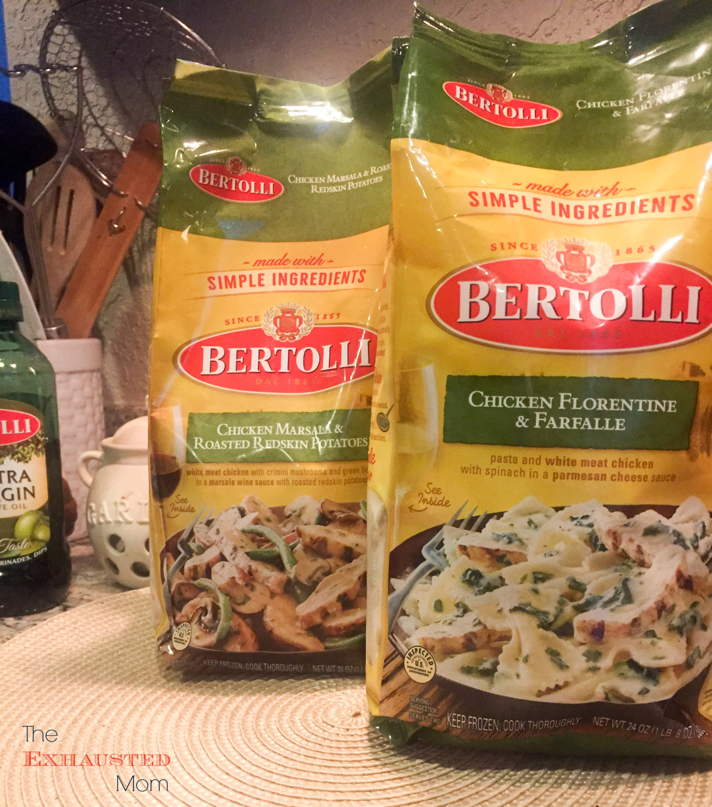 Mangia the Easy Way with Bertolli