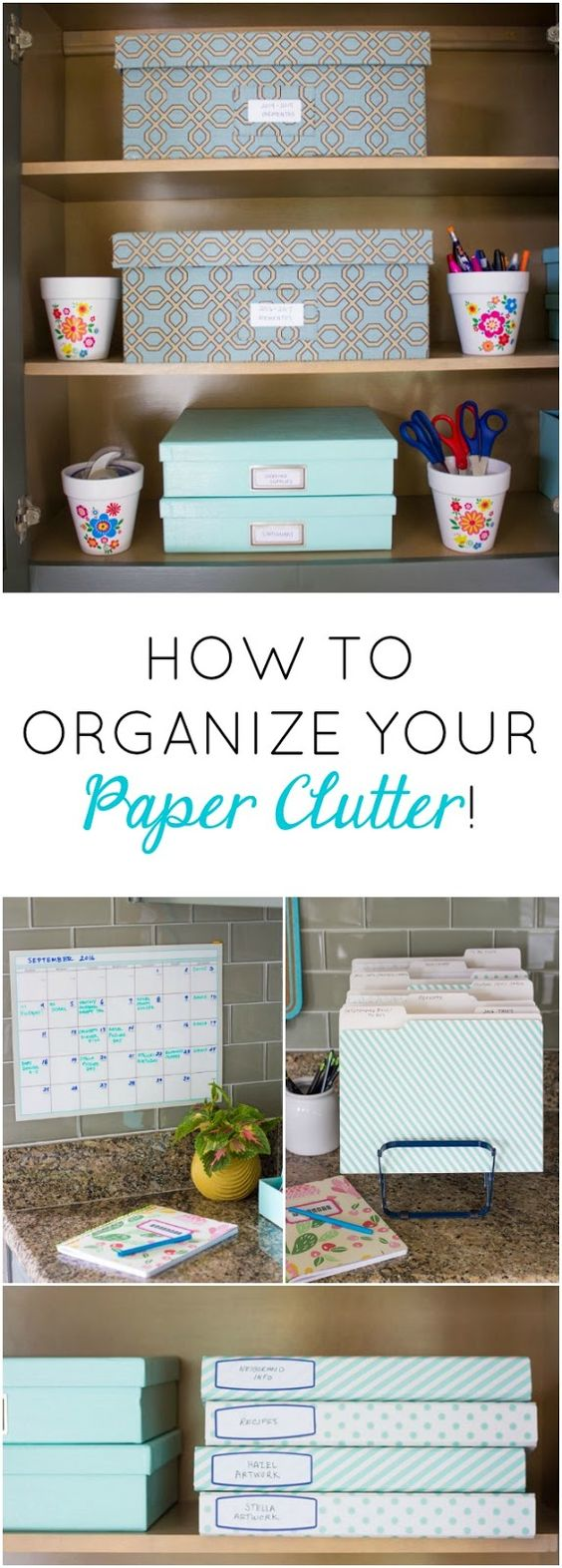 organizing your home office. Clever Tips For Organizing Your Home Office