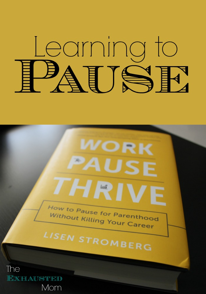 Learning to Pause