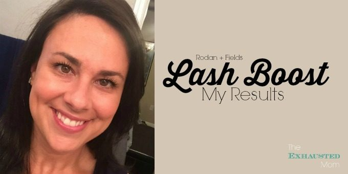 Lash Boost – My Results