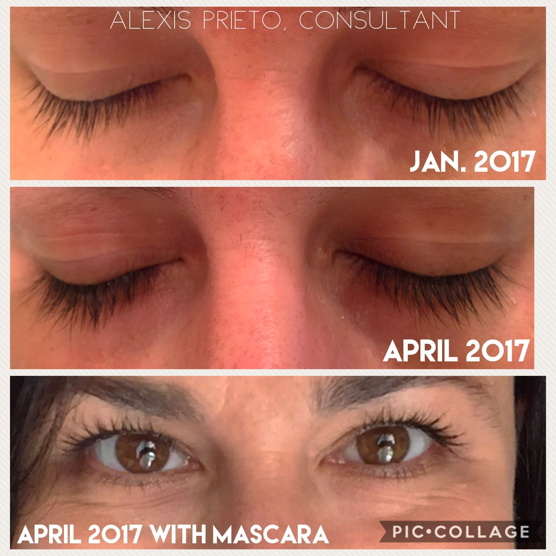 Lash Boost - My Results