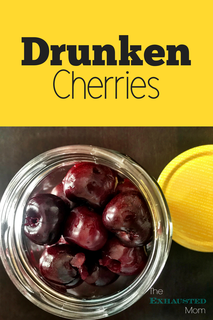 Drunken Cherries