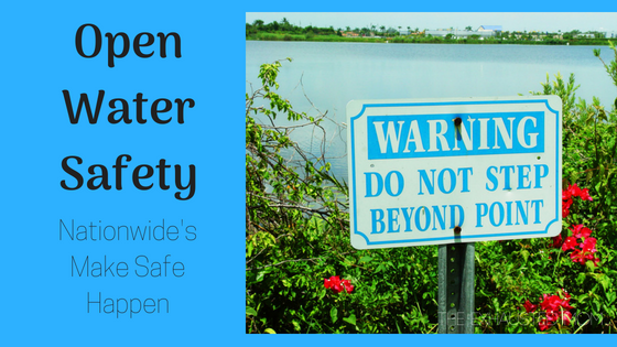 Open Water Safety: Nationwide's Make Safe Happen