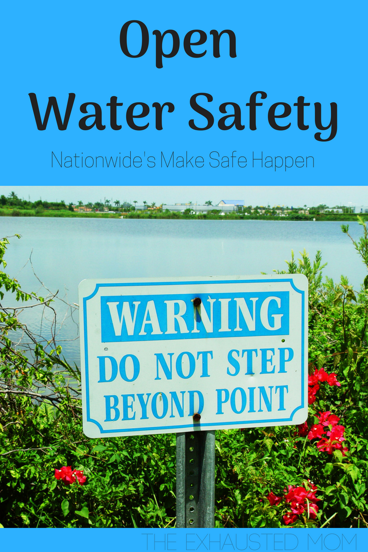 Open Water Safety - Nationwide's Make Safe Happen